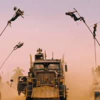 'Mad Max: Fury Road' Behind-the-Scenes